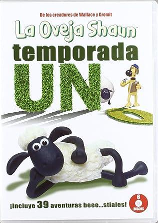 d2d2d635b05f La Oveja Shaun 1ºtemporada Vol.1-6 Import Dvd 2012 N A  Aardman ...