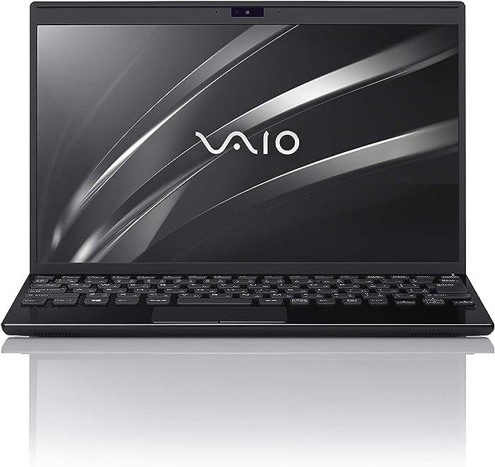 "VAIO SX12 - Intel Core i7-10710U | 16GB Memory (RAM) | 512GB PCIe SSD | Windows 10 Pro | 12.5"" Full HD (1920x1080) Display | Black"