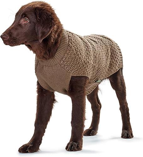 HUNTER-kuscheliger-Hundepullover-mit-wärmendem-Acryl-Material