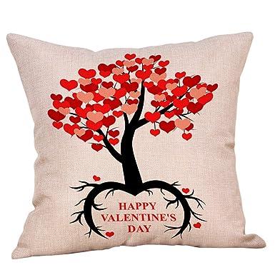 Love Pillow Covers - Funda de almohada decorativa con ...