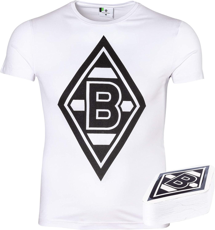 T-Shirt Borussia M/önchengladbach Press-Shirt Raute