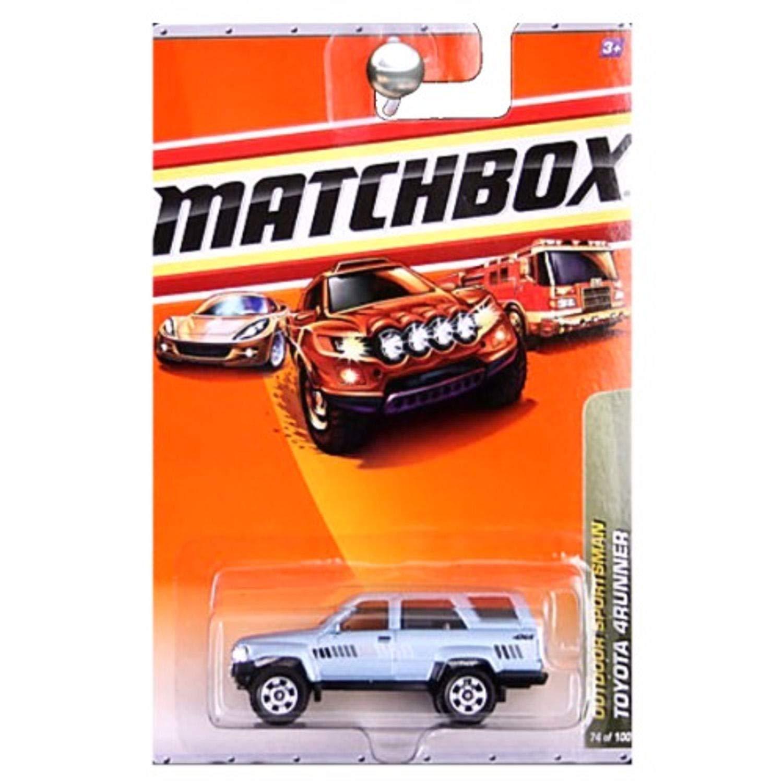 Matchbox Outdoor Sportman Toyota 4Runner by Matchbox