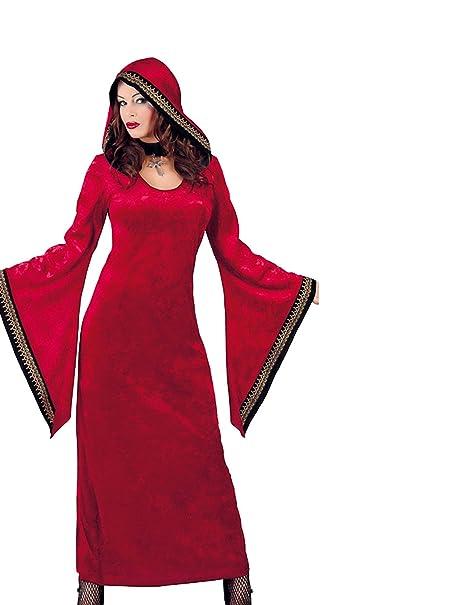 aa8a0fdb6a36 Costume da dama medievale per donna XL (48-50)  Guirca  Amazon.it ...