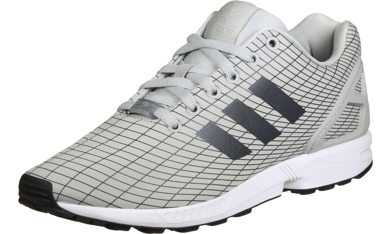 adidas ZX Flux Schuhe  39 1/3 EU|Onix/White