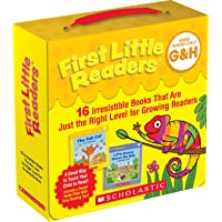 First Little Readers: Guided Reading Levels G & H (Parent Pack): 16 Irresistible Books That Are Just the Right Level for…
