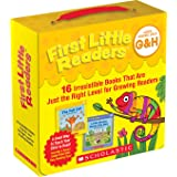 First Little Readers: Guided Reading Levels G & H (Parent Pack): 16 Irresistible Books That Are Just the Right Level for Grow