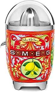 """Dolce and Gabbana x Smeg Citrus Juicer,""""Sicily Is My Love,"""" Collection"""