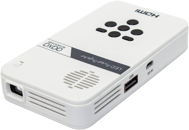 AAXA Technologies KP-101-01 Video - Proyector (25 lúmenes ANSI ...