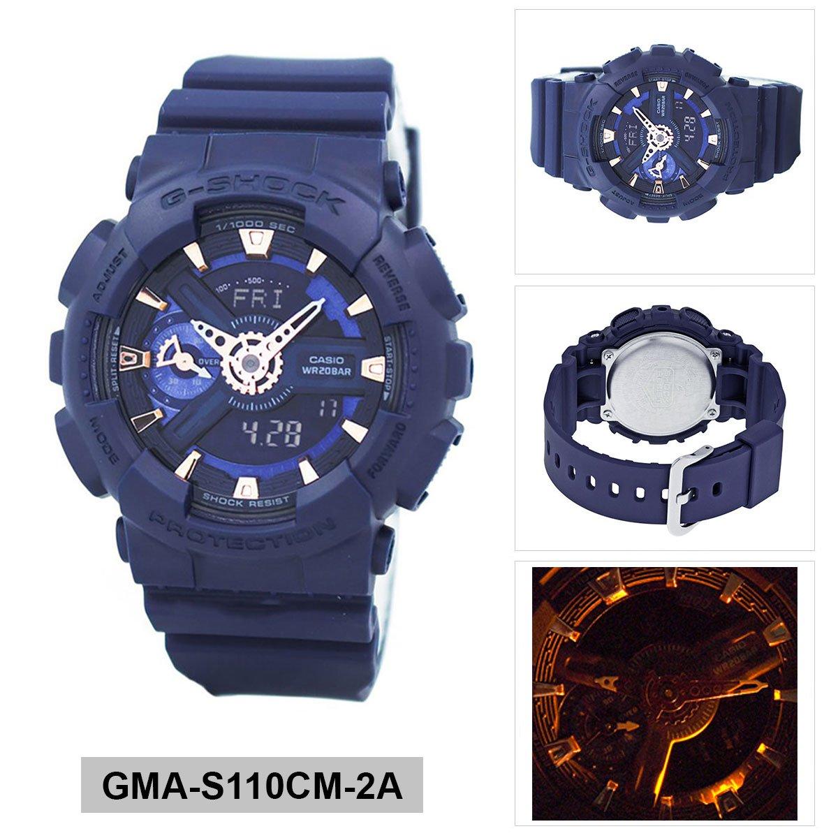 es AsiaGma Relojmodelo De 2aAmazon Casio G Shock S110cm dxBCoe