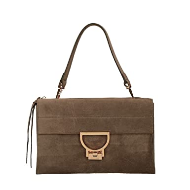 2e3853716db2 Image Unavailable. Image not available for. Colour  Coccinelle Arlettis  Suede Shoulder Bag ...