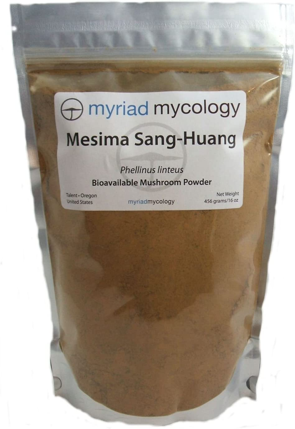 Mesima Mushroom Sang Huang Powder 1 lb
