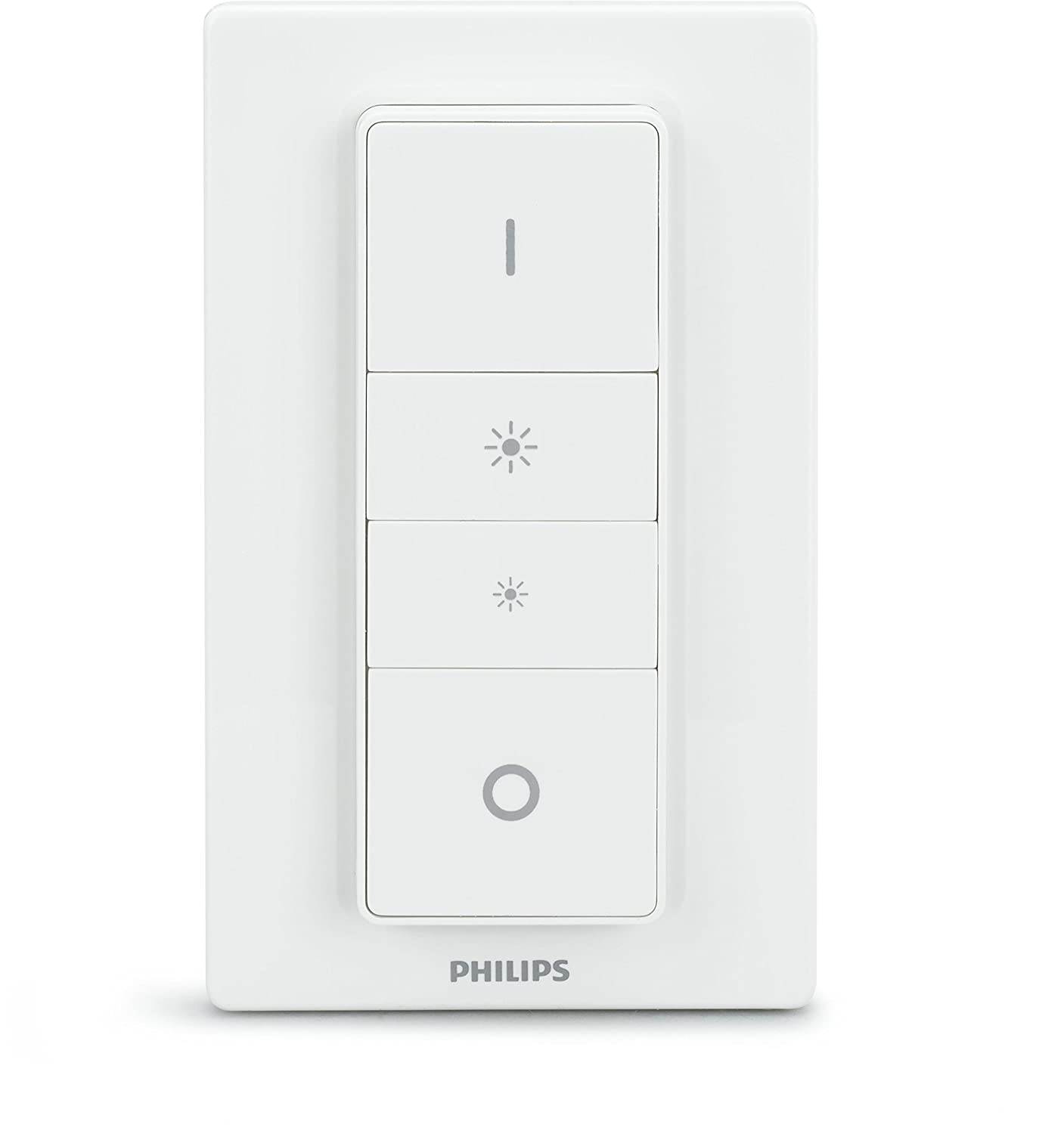 Philips Hue Wireless Dimming Schalter, komfortabel dimmen ohne ...