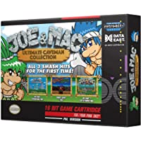 Retro-Bit Joe & Mac Ultimate Caveman Collection - version PAL pour Nintendo SNES