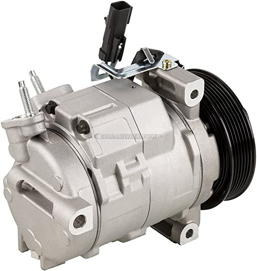 Engine Cooling & Climate Control BuyAutoParts 60-89351R2 New For ...