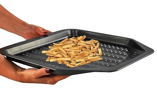 HOME-X - Bandeja para hornear patatas fritas para horno ...
