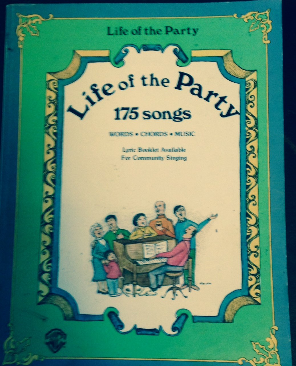 life-of-the-party-bk-1-songbook
