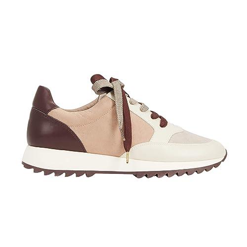 Parfois - Zapatillas Bicolor - Mujeres - Tallas 41 - Nude: Amazon.es: Zapatos y complementos