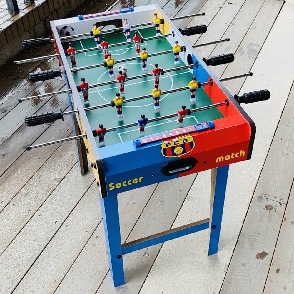 Mesa de Juego Combo Estable Tabla Mesa De Futbolín Juego De Fútbol De Futbolín For Adultos Y Niños - Competencia Familiar Partido De Fútbol Juegos de Mesa Arcade: Amazon.es: Hogar