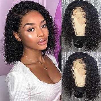 676cdf8b7b0 Amazon.com : 13X6 Lace Front Wigs Wet Wavy Beyonce Lace Front Human ...
