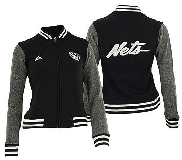 Varsity Nets Nba Veste Brooklyn Sports Adidas Fille Et 7gzvTqq