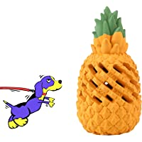 Growom Pineapple Small Dog Chew Toy
