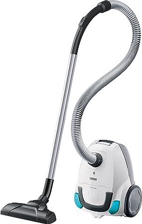 Zanussi Compact Go Vacuum Cleaner 700 W 11 Liters White Blue