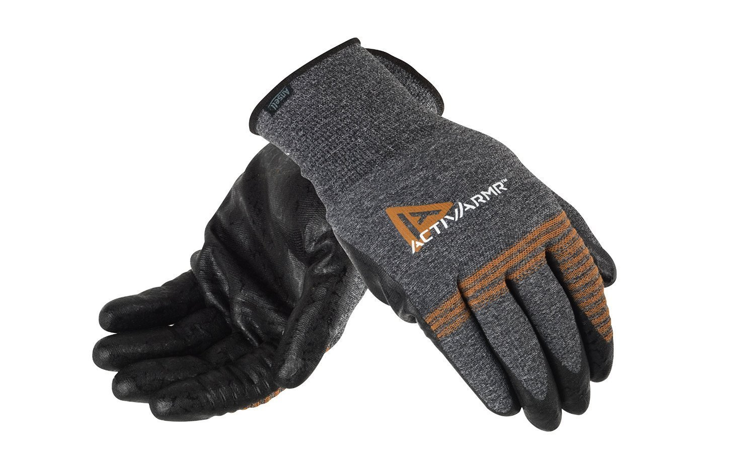 Ansell ActivArmr 97-007 Multipurpose Light Duty Gloves, Small (1 Pair) by Ansell