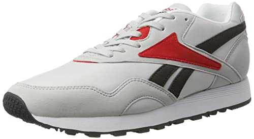Reebok Rapide Mc90, Zapatillas para Hombre, (LGH Solid Grey/Coal / Primal Red/White / Black), 41 EU: Amazon.es: Zapatos y complementos