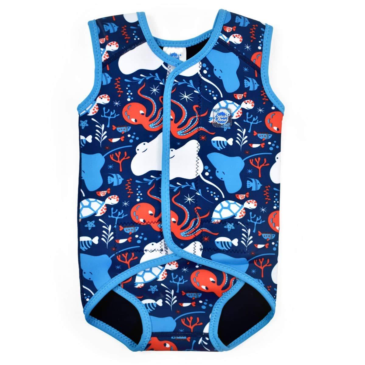 Splash About Baby Wrap Wetsuit Traje De Neopreno, Niños, Bebé ...