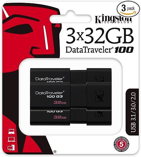 Amazon.com: Kingston Digital 16GB 100 G3 USB 3.0 ...