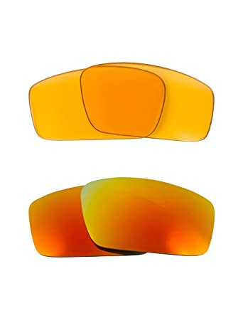 b21e23660c7 Image Unavailable. Image not available for. Color  Square Wire (2006)  Replacement Lenses Hi Yellow   Yellow by SEEK fits OAKLEY