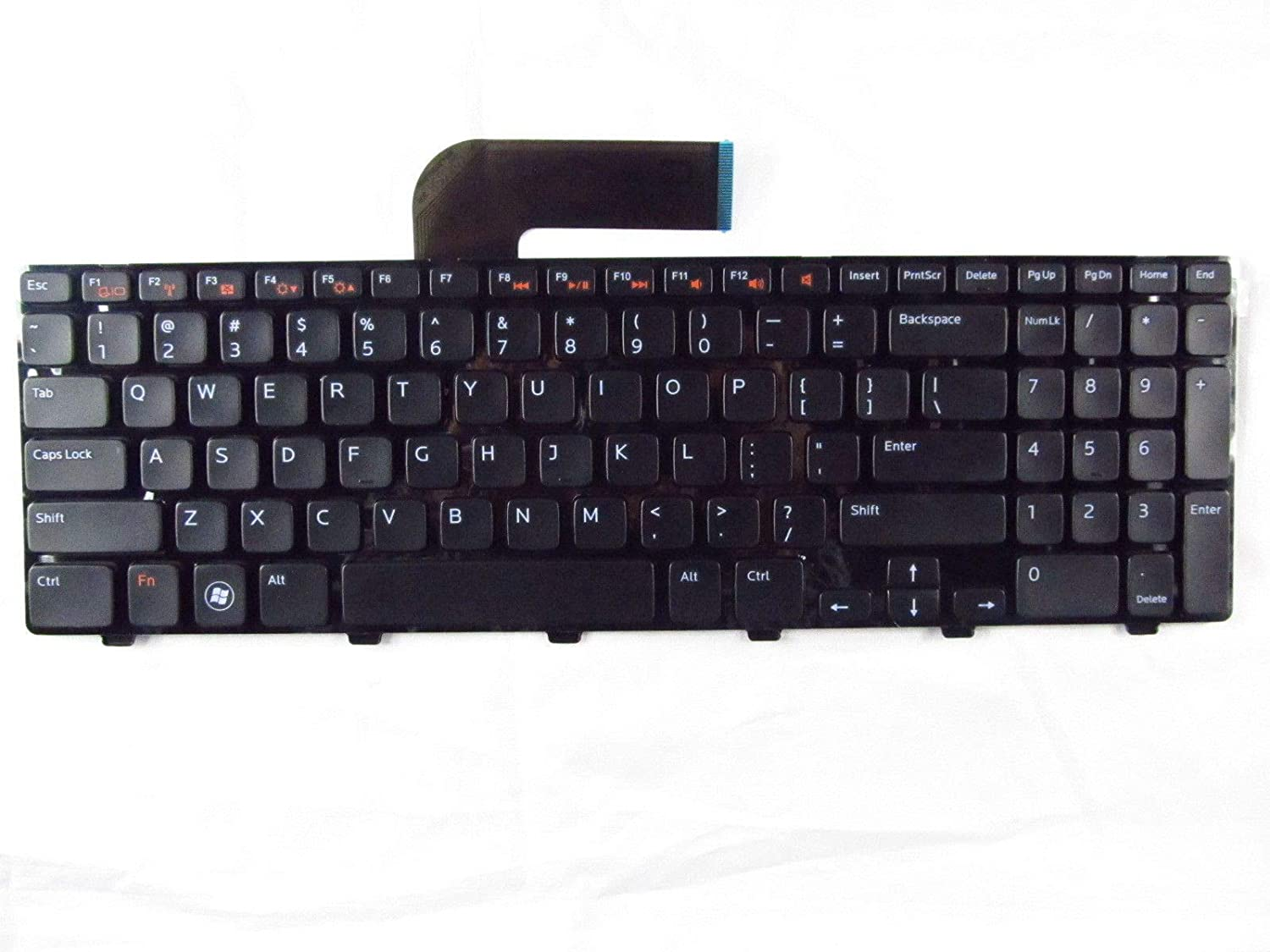 brand new Dell Insprion M5110 M511R series laptop Keyboard Black