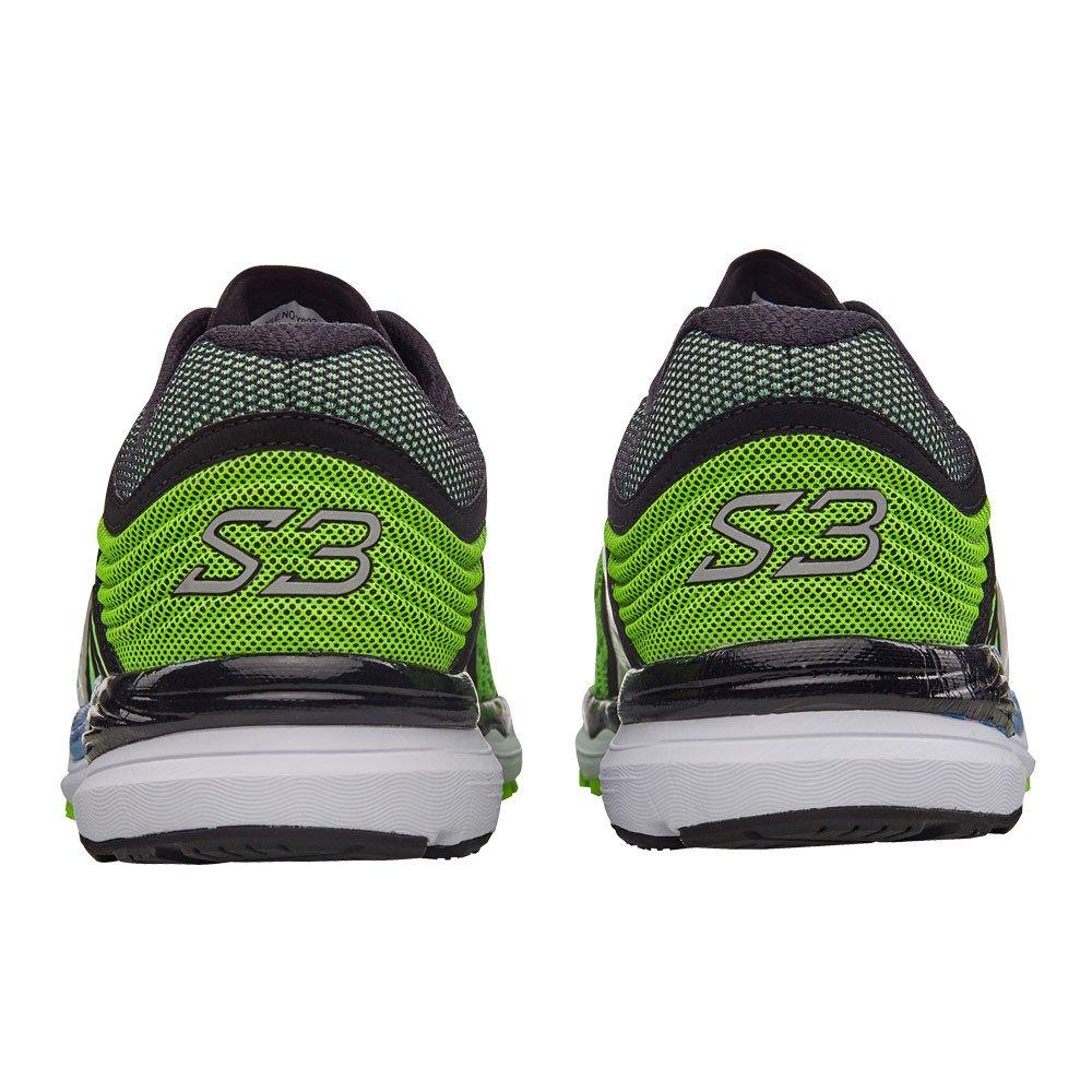 361 Sensation 3 Uomo - Scarpe da da da Running, Gecko nero ff9750