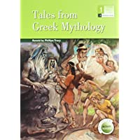 TALES FROM GREEK MYTHOLOGY 1§ESO BRN