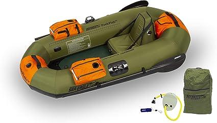 Amazon.com: Sea Eagle PF7K PackFish lancha inflable Pro ...
