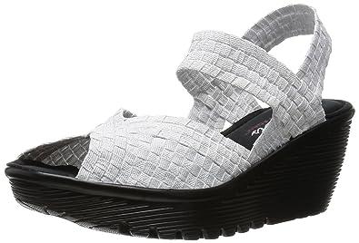 | Skechers Women's Parallel Bobs & Weave | Sandals