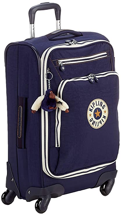 e4f474fd3c8 Kipling YOURI SPIN 55 Hand Luggage, cm, 33 liters, Blue (Active Bl ...