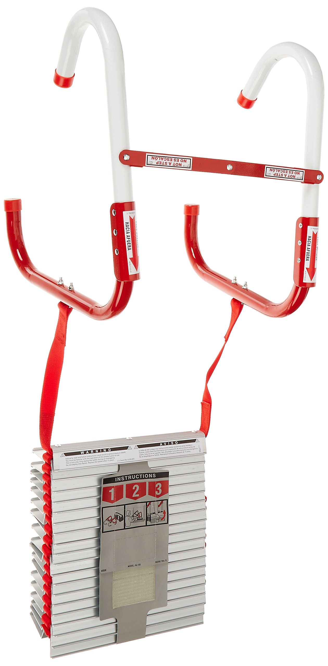 25' 3 Story Escape Ladder by Kidde