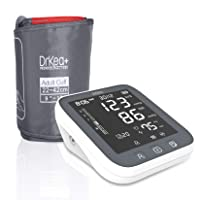 Blood Pressure Monitor Upper Arm Large Cuff - Fully Automatic Blood Pressure Machine...
