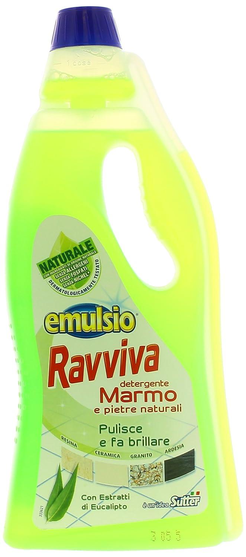 emulsio Limpiador para mármol Reparador - 750 ml: Amazon.es ...