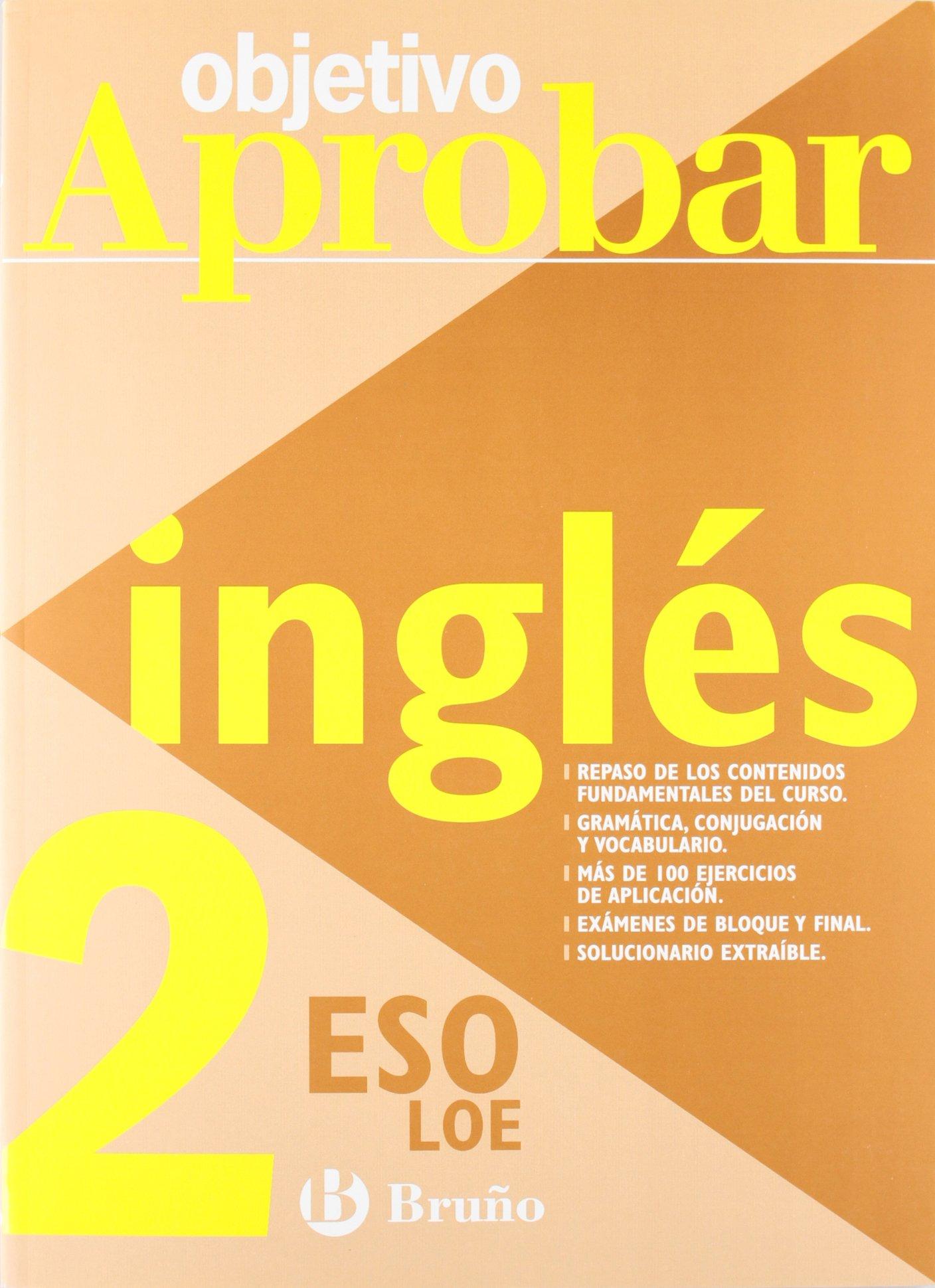 Download Objetivo aprobar LOE / Objective approve LOE: Ingles. Eso / English. Eso (Spanish Edition) pdf