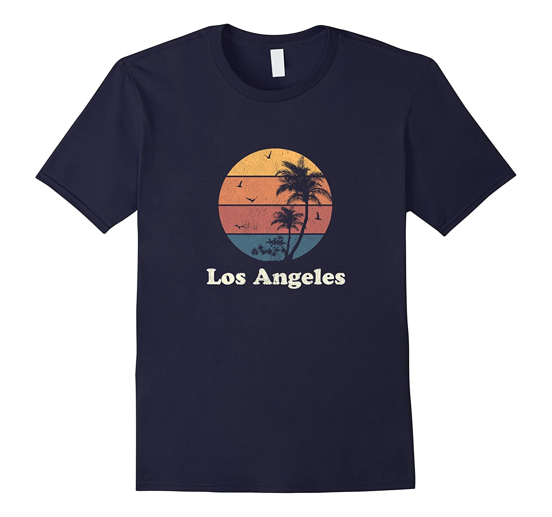 Retro Angeles CA Vintage Asphalt-Awarplus