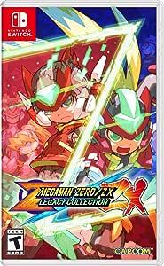 Mega Man Zero/ZX Legacy Collection for Nintendo Switch