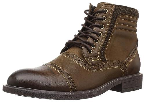 4de6f0a3804 Steve Madden Men's Trentin Ankle Boot
