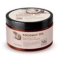 Soapbox Deep Conditioner, 12 oz Jar, Hydrating Deep Conditioning Hair Treatment...