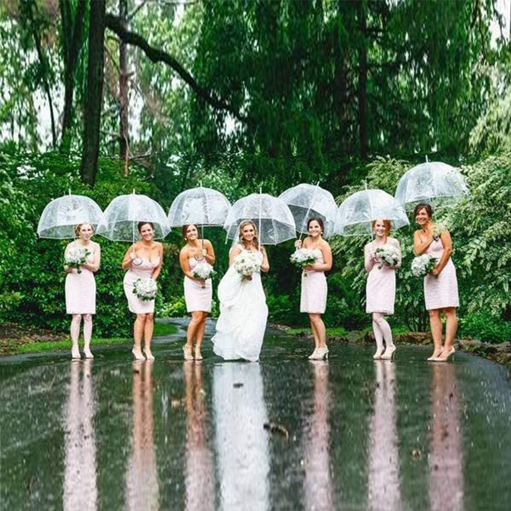 Regenschirm durchsichtig