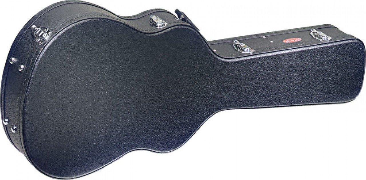 Stagg スタッグ GCA-CBK Basic クラシックギター ハードケース - Black アコースティックギター アコギ ギター (並行輸入)   B006HY87QC