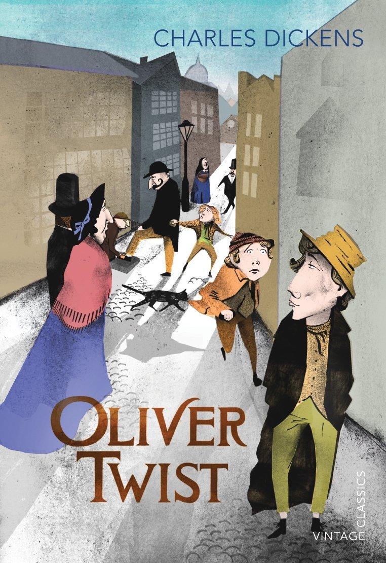 Oliver Twist (Vintage Children's Classics) ebook