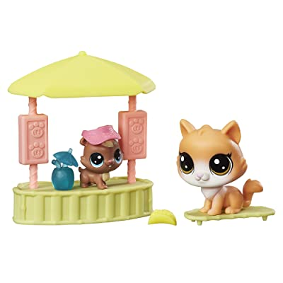 Littlest Pet Shop Tiki Treats: Toys & Games