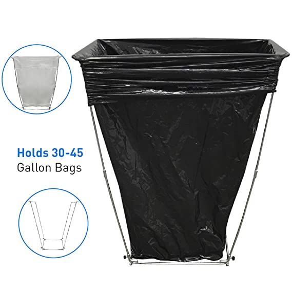 Amazon.com: EasyGoProducts EGP-HLDR-006 EasyGo Trash Outdoor ...